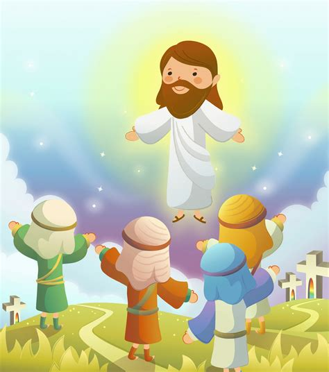 imagenes catolicas en caricatura mi rinconcito infantil vectores cristianos 1