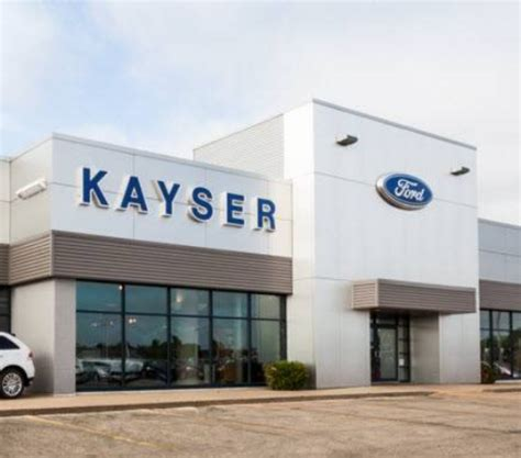 kayser ford lincoln wi kayser ford lincoln in wi 53713 citysearch