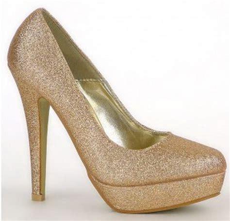 Goldene Hochzeit Schuhe by Goldene Schuhe
