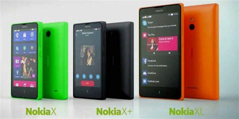 Nokia X Android Dual Sim Merah nokia android telah lahir j4ui
