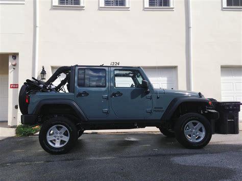 jeep jku lifted 2014 jku anvil build sheet jeep wrangler forum jeeps