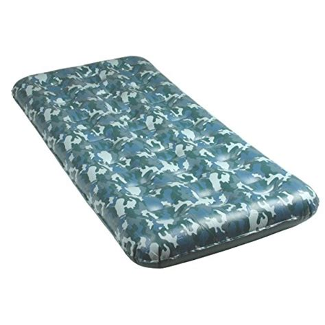 Sports Authority Air Mattress by Coleman Kid Camo Youth Single High Airbed