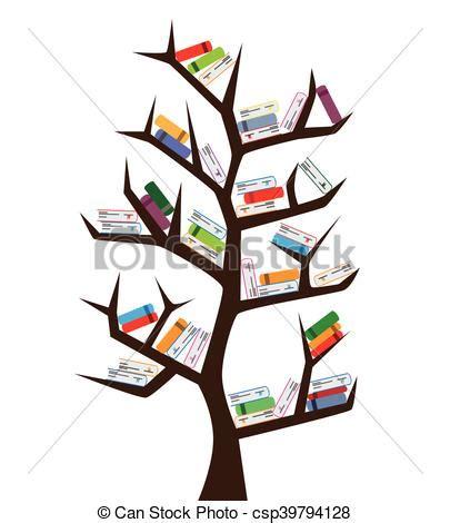 libro rboles trees aprender knowledge livros 225 rvore ilustra 231 227 o vetorizada fa 231 a busca em clipart desenhos e imagens