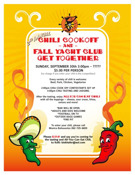 chili cook flyer template 10 best images of chili cook poster templates chili cook flyer template chili cook
