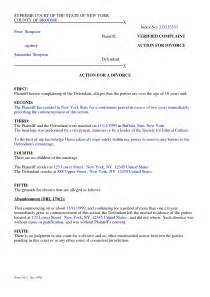 separation agreement template ontario top 5 free formats of separation agreement templates