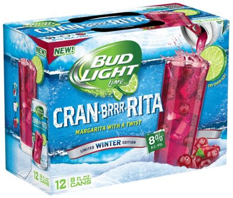 bud light rita flavors petition keep cran beritas year round
