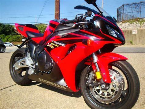 honda cbr for sale 2005 honda cbr 600rr sportbike for sale on 2040 motos