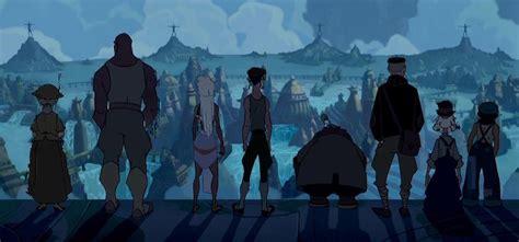 film disney atlantis film review atlantis the lost empire 2001 animate this