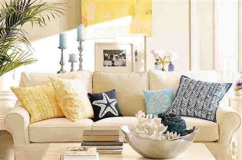 Beachy Room Decor Beachy Living Room Ideas The Best Inspired Decor Patterns