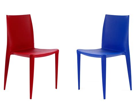 On A Chair - bellini chair 4 pack hivemodern