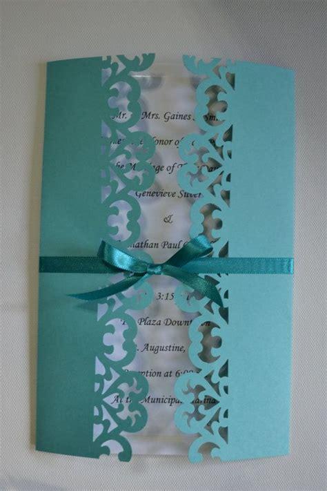 Handmade Bridal Shower Invitations - handmade wedding shower event invitations any color