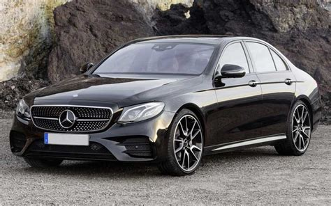 Limousine Taxi by Mercedes E Class Sedans And Station Wagons Lugano