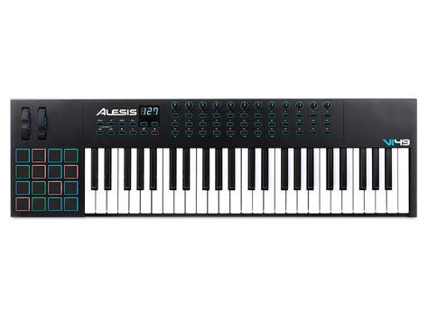 Usb Keyboard alesis vi49 49 key usb midi keyboard controller kopen