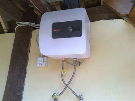 antara water heater gas dan listrik lombok service
