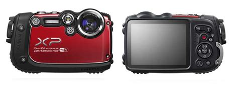 Kamera Fujifilm Finepix Xp200 adventure magazin de outdoor kameras
