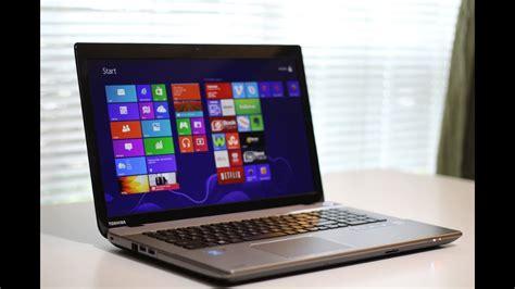 toshiba satellite p   laptop review youtube