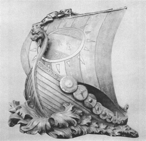 viking ship tattoo designs this picture of a vikings ship danish norse