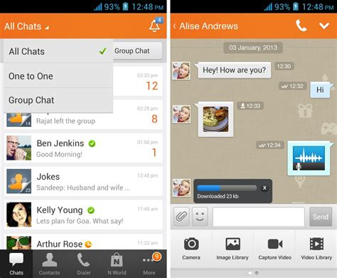 chat rooms mobile the best chat apps for your smartphone