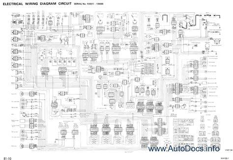 komatsu wa100 1 wheel loader service manual repair manual