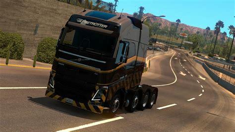 volvo fh truck volvo fh16 trucks v3 1 truck truck simulator 2 mods