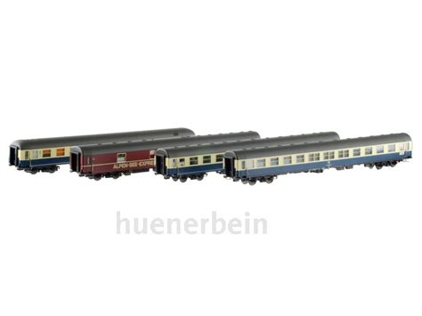 Heico Ls by Db Alpen See Exp 4tlg Ep Iv Exklusives Wagenset F 252 R