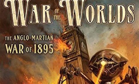the war of the worlds books book review war of the worlds the anglo martian war of 1895