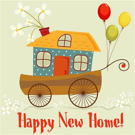Happy New Home Free Images