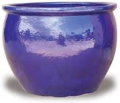 Cobalt Blue Planters by 1000 Images About Blue Containers On Cobalt