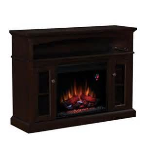 home depot electric fireplace hton bay 48 in media console electric fireplace in