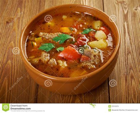 eintopf plat allemand traditionnel de cuisine photo