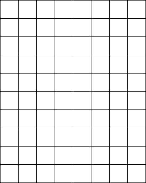 Printable Graph Paper 1 8 Inch