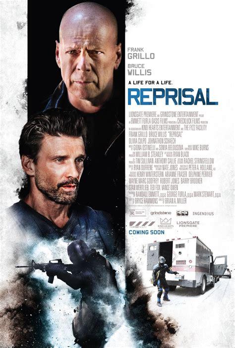 The Reprisal reprisal un trailer pour le drame avec bruce willis et