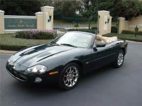 2002 Jaguar Xk8 Convertible 2002 Jaguar Xkr Convertible 125175
