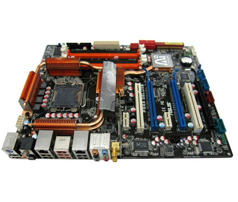 Asus Sockel 775 by Asus P5e3 Deluxe Intel X38 Ich9r Ddr3 Socket 775 Atx Motherboard