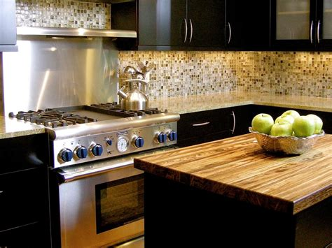 Cheap Ideas For Kitchen Backsplash by Cheap Kitchen Countertops Pictures Options Amp Ideas Hgtv