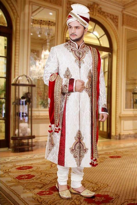 traditional yet contemporary dressing for a muslim groom desiweddingbells