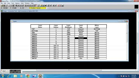 orcad layout tutorial video single side pcb designing using orcad layout 10 5 youtube