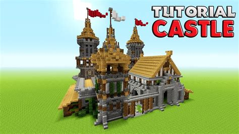 build a small castle minecraft how to build a castle tutorial barracks