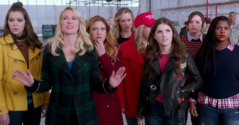 new movie trailers pitch perfect 3 by ruby rose rebel wilson disrupts riff off in pitch perfect 3