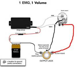 emg schematic emg 81 85 wiring diagram emg active mifinder co vesselyn