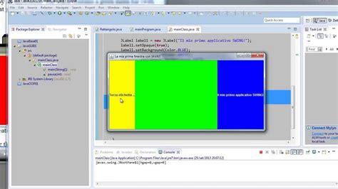 video playlist layout java playlist 3 gui ita 4 border layout