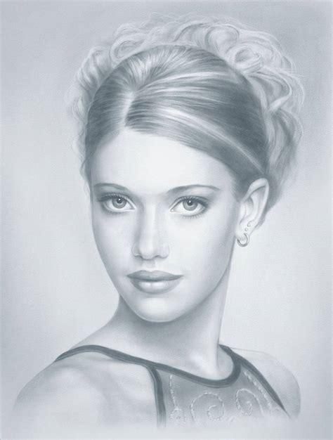 imagenes de retratos realistas retrato de una hermosa dama yulia spiri artelista com