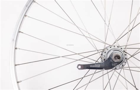 fahrrad felge hinten 26 zoll 26 quot zoll hinterrad laufrad fahrrad felge shimano nexus 3