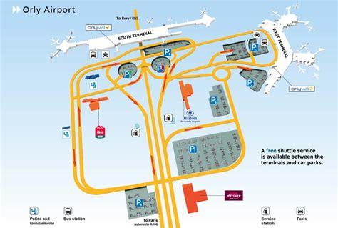 Sydney Airport Floor Plan by