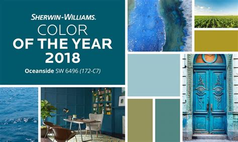 color of the year 2018 sherwin williams s 2018 color of the year is here