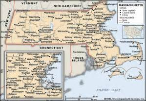 Map Of Massachusetts Cities And Towns by Massachusetts Cities Kids Encyclopedia Children S