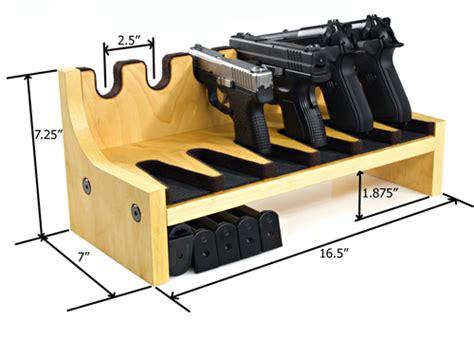 Handgun Storage Rack by Quality Rotary Gun Racks Quality Pistol Racks 6 Gun