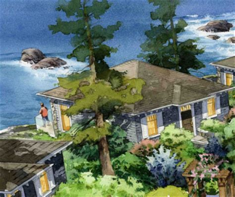 sooke point cottages breathtaking new vancouver island oceanfront homes