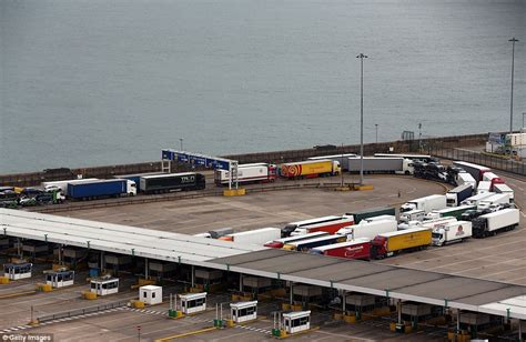 Dover Port Car Parking by Eurostar Resumes As Union Promises More Calais And