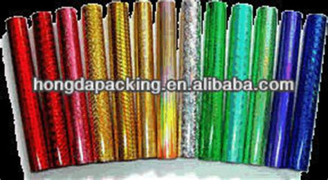 plastic gift wrapping paper holograhic gift wrap design plastic wrapping paper roll